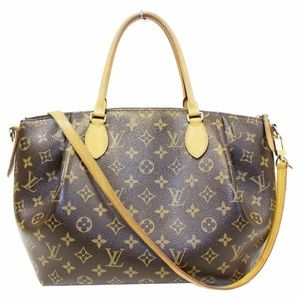 LOUIS VUITTON Turenne GM Monogram Canvas 2 Way Bag